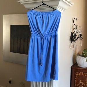 Gap ladies strapless dress